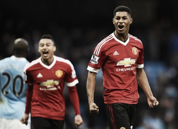 Manchester City 0-1 Manchester United: As it happened