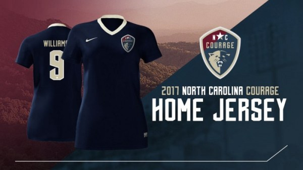 North Carolina Courage release 2017 kits | VAVEL.com