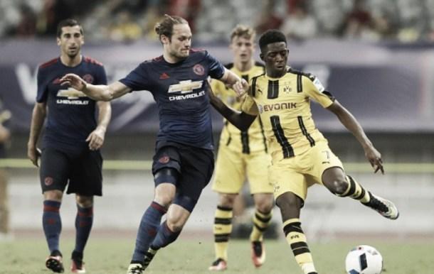 Thomas Tuchel praises Ousmane Dembélé after winger's excellent start with Dortmund