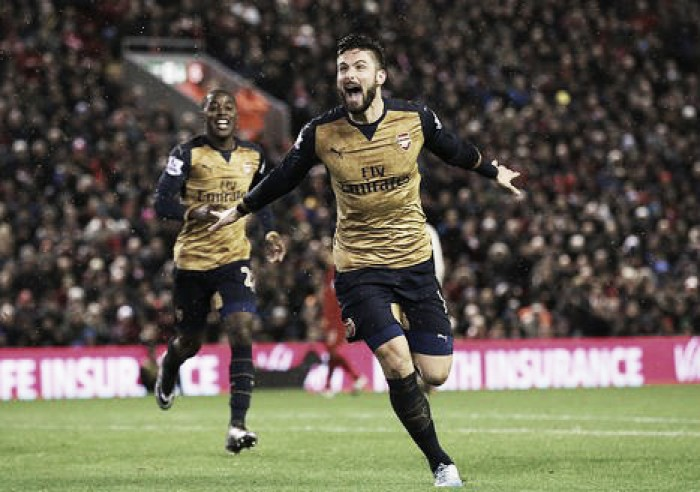 Giroud says critics don't worry him, ahead of Chelsea clash