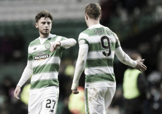 Believe Roberts' hype, says loanee teammate Stuart Armstrong
