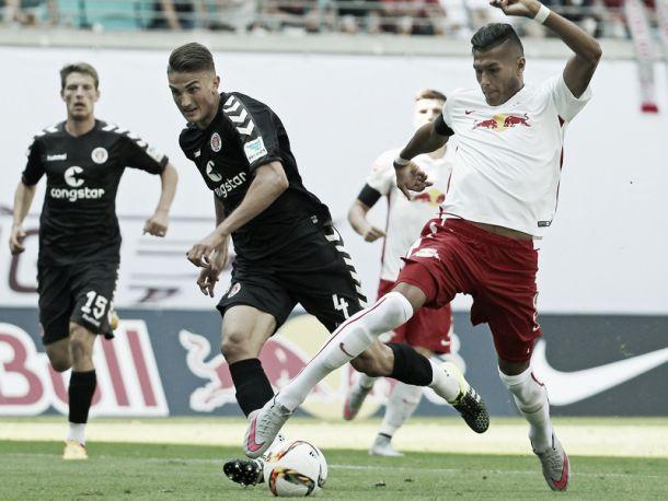 RB Leipzig 0-1 St. Pauli: Visitors' ship keeps sailing as they edge past the Bulls