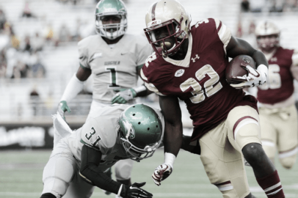 Boston College Eagles redeem themselves with 42-10 win ...
