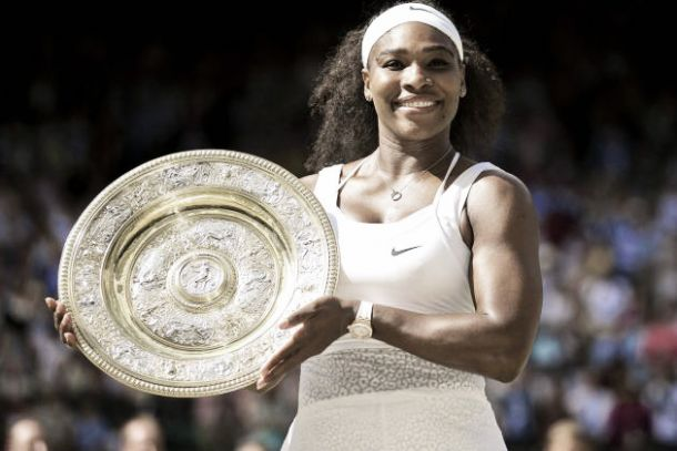 Serena: A resilient, elegant champion