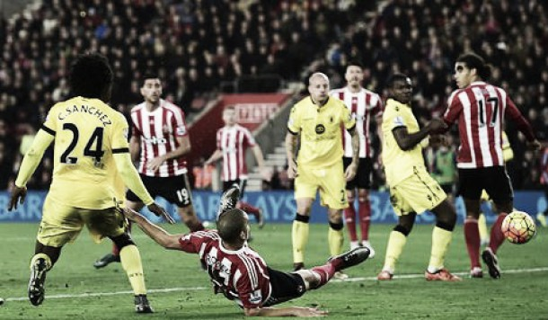 Southampton 1-1 Aston Villa: Romeu to the rescue for Saints