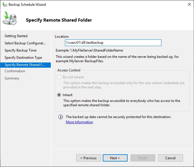 Windows-Server-Backup
