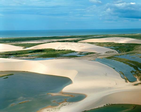 Ranking de playas brasileñas: Jericoacoara