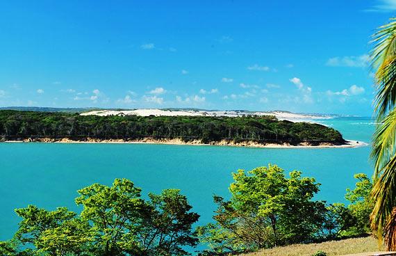 Ranking de playas de Brasil: Tibau do Sul
