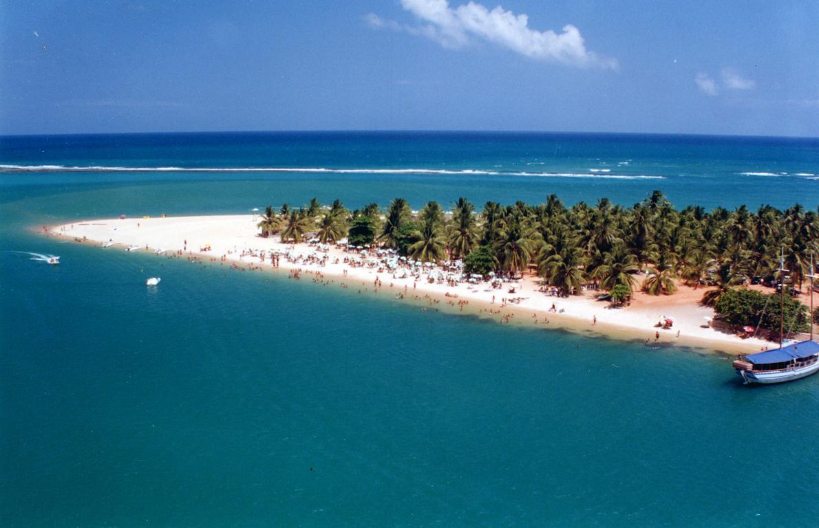 Ranking de playas de Brasil: Praia do Gunga