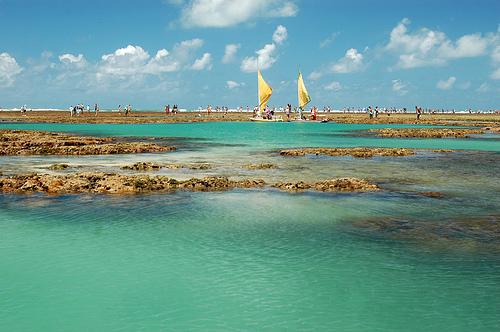 Ranking de playas brasileñas: Porto de Galinhas