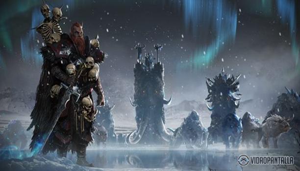 Llegan los Norsca con un pack a Total War: WARHAMMER