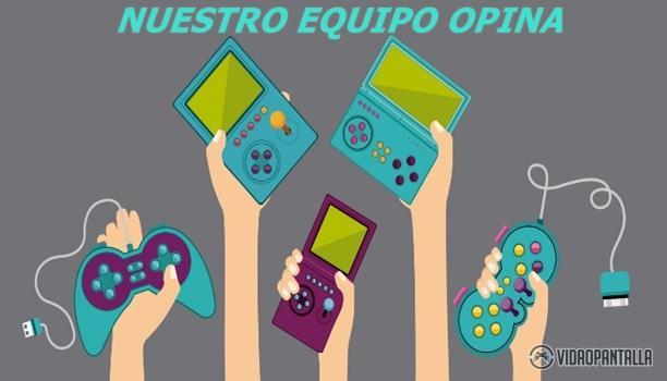 Nuestro Equipo Opina: Mi primer videojuego