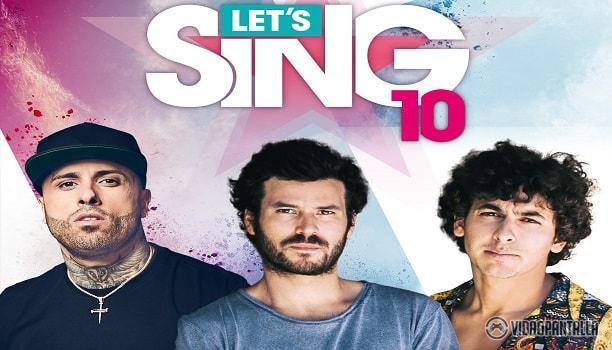 Let's Sing 10 confirma su listado de éxitos musicales