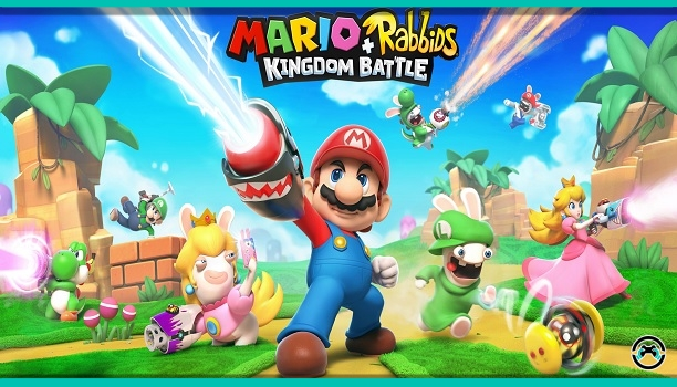 [Análisis] Mario+Rabbids: Kingdom Battle