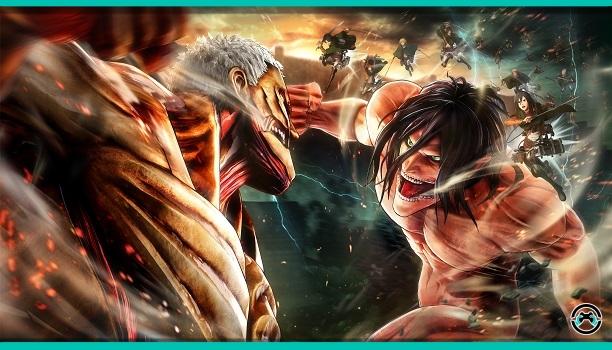 [Análisis] Attack on Titan 2 - A.O.T.2