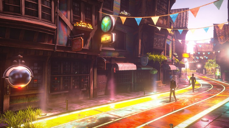 We Happy Few, un mundo delirante que ya está a la venta