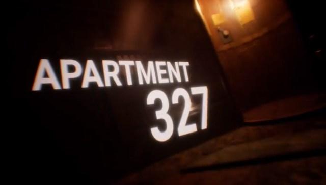Apartment 327 muestra su tráiler de lanzamiento
