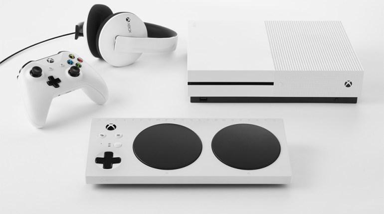 Todos podemos ser jugadores gracias a Xbox Adaptive Controller