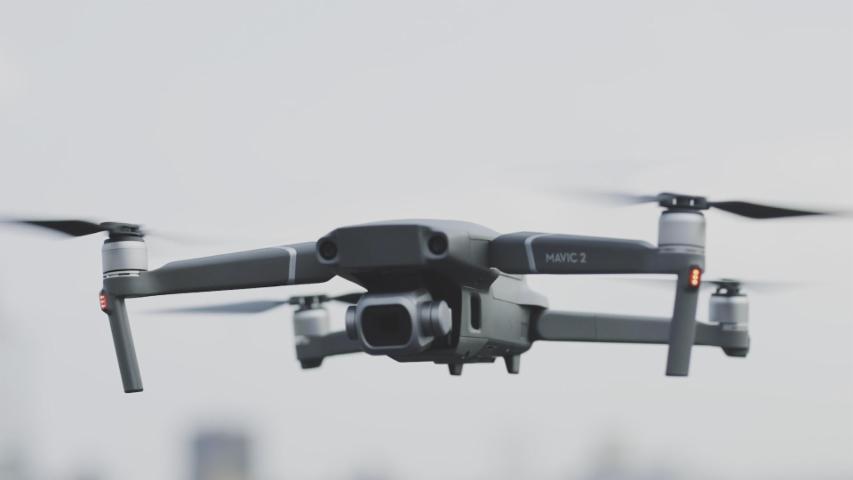 DJI's Mavic 2 brings key camera upgrades to the folding drone