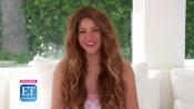 Shakira On Sharing New Music With Her Husband