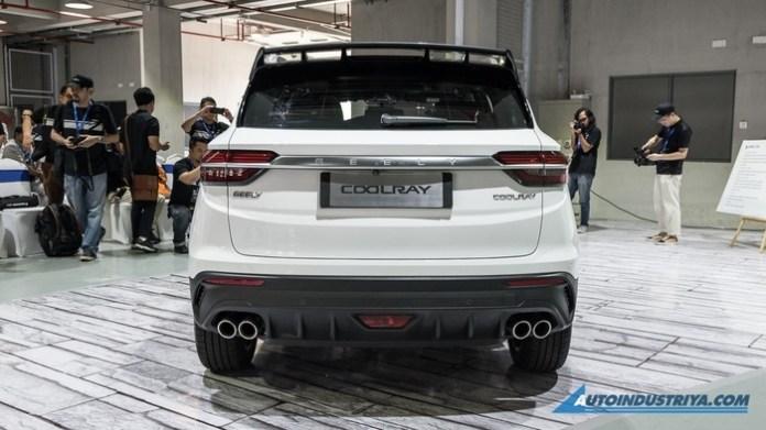 VNF Geely%20Coolray%20Sport%202020 canh tranh Kia8 - Ô tô Trung Quốc Geely Coolray Sport 2020 - đối thủ mới của Hyundai Kona