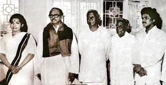 ஜெயலலிதா, நாவலர், திருநாவுக்கரசு
