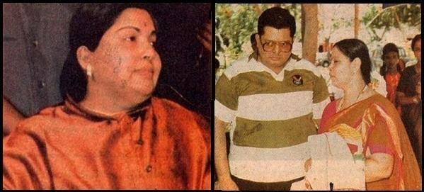 ஜெயலலிதா, அவரது அண்ணன் ஜெயக்குமார், அண்ணி விஜயலெட்சுமி