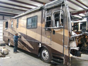 RV Exterior Body Panels 2005 FLEETWOOD EXCURSION OARTS AND