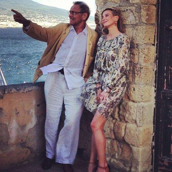СМИ: Юлия Высоцкая после трагедии снова завела Instagram ...