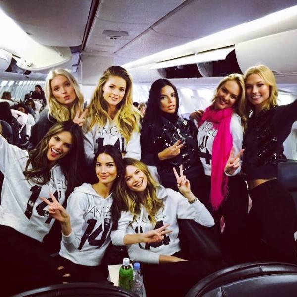 Ангелы Victoria's Secret: первые красавицы планеты ...