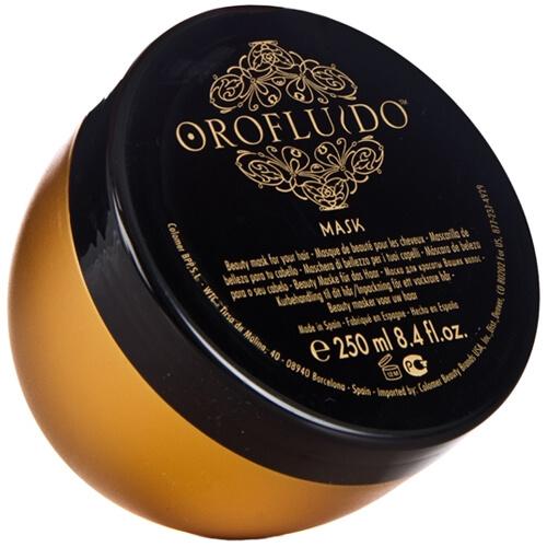 Orofluido Zkrášlující maska na vlasy (Beauty Mask For Your Hair) (kDKR1546) od www.kosmetika.cz