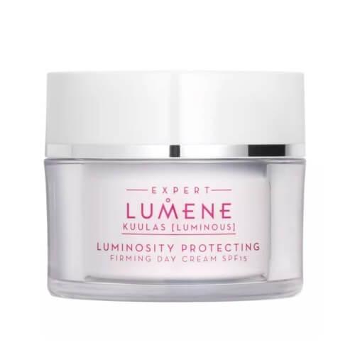Lumene Denní zpevňující a rozjasňující krém SPF 15 Kuulas (Luminosity Protecting Firming Day Cream SPF 15) 50 ml (kLU81571) od www.kosmetika.cz