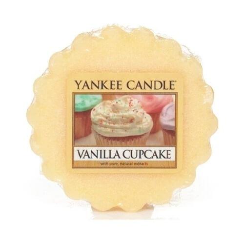 Yankee Candle Vonný vosk do aromalampy Vanilla Cupcake 22 g (kYC147) od www.kosmetika.cz