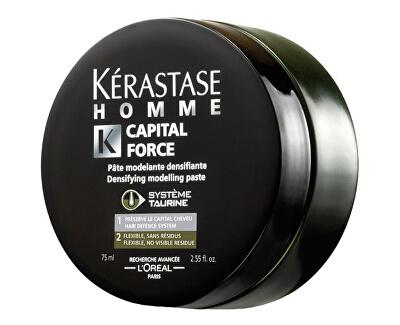 Kérastase Posilující stylingová pasta pro muže Homme Capital Force (Densifying Modelling Paste) 75 ml (kKR086) od www.kosmetika.cz