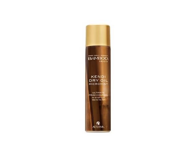 Vyživující vlasový olej ve spreji Bamboo Smooth (Kendi Dry Oil Micromist) 170 ml (kAT008) od www.prozdravi.cz