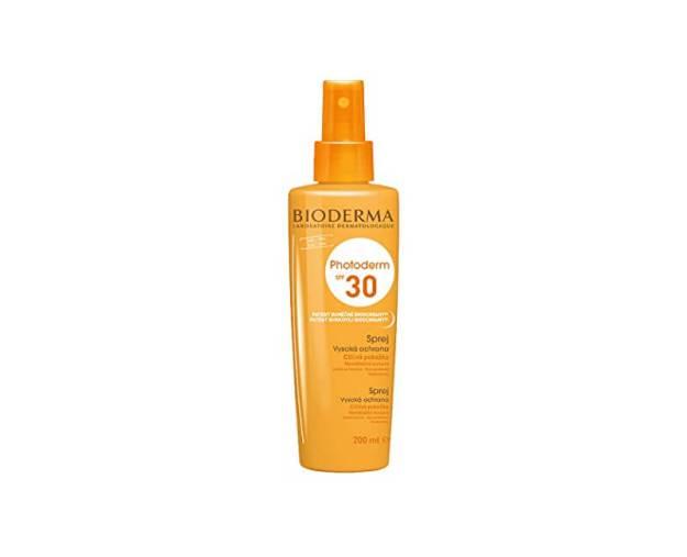 Sprej na opalování pro citlivou pokožku SPF 30 Photoderm Family (Spray High Protection) 200 ml (kBD224) od www.prozdravi.cz