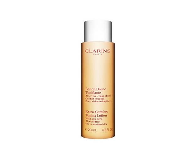 Clarins Čisticí pleťové tonikum pro suchou a citlivou pleť (Extra-Comfort Toning Lotion Alcohol-Free) 200 ml (kCL110006335) od www.kosmetika.cz