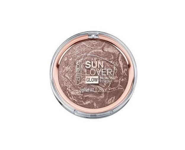 Catrice Bronzující pudr Sun Lover Glow (Bronzing Powder) 8 g (kDKR4912) od www.kosmetika.cz