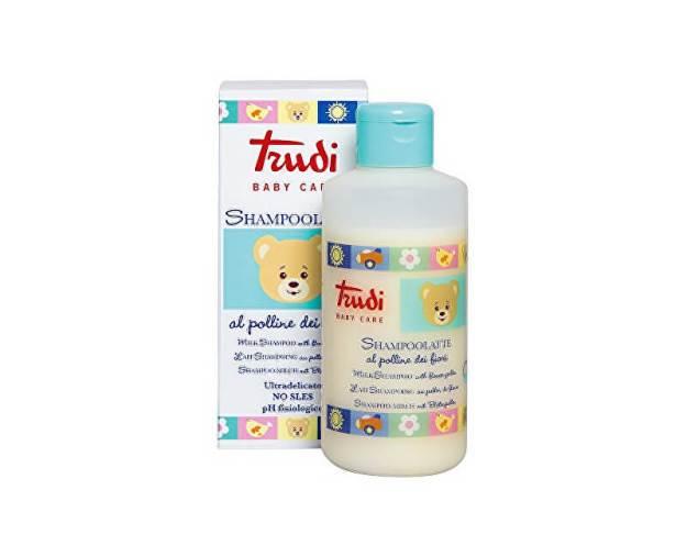 Dětské šamponové mléko s květinovým pylem (kDKR4207) od www.prozdravi.cz