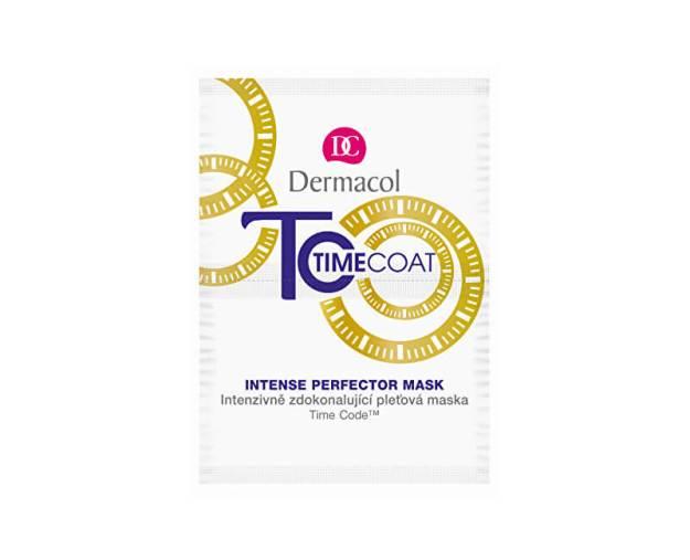 Dermacol Intenzivně zdokonalující pleťová maska Time Coat (Intense perfector Mask) 2 x 8 ml (kDM5158) od www.kosmetika.cz