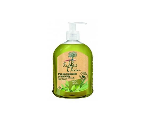 Přírodní tekuté mýdlo s olivovým olejem Oliva (Pure Liquid Soap) 300 ml (kLEP0085) od www.prozdravi.cz