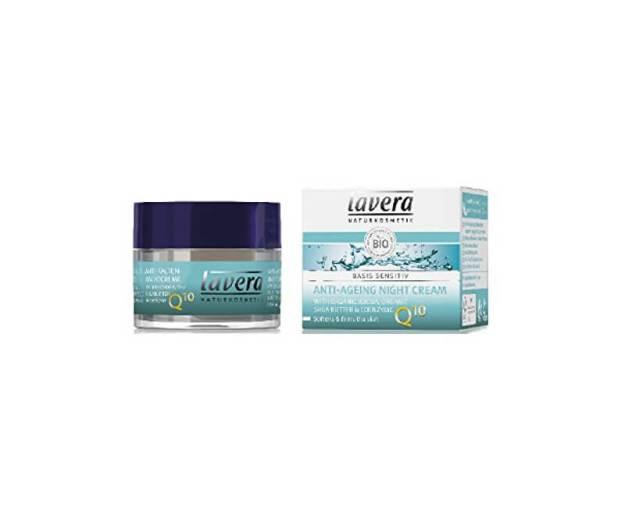 Lavera Noční pleťový krém s koenzymem Q10 (Anti-Ageing Night Cream) 50 ml (kLV106041) od www.kosmetika.cz