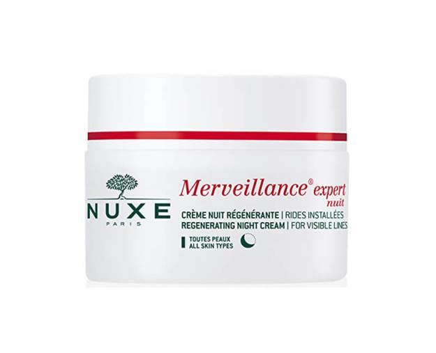Noční pleťový krém Merveillance Expert Nuit (Regenerating Night Cream Visible Lines) 50 ml (kNX063) od www.prozdravi.cz