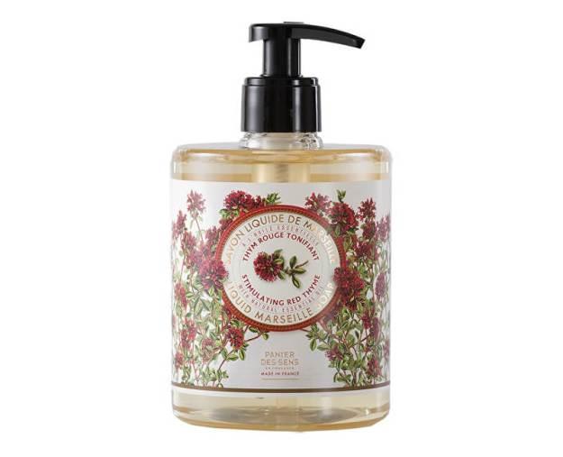 Panier des Sens Tekuté mýdlo Červený tymián 500 ml (kPAN0028) od www.kosmetika.cz