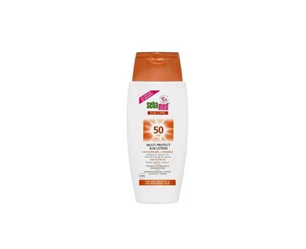 Opalovací mléko SPF 50 Sun Care (Multi Protect Sun Lotion) 150 ml (kSBM050) od www.prozdravi.cz