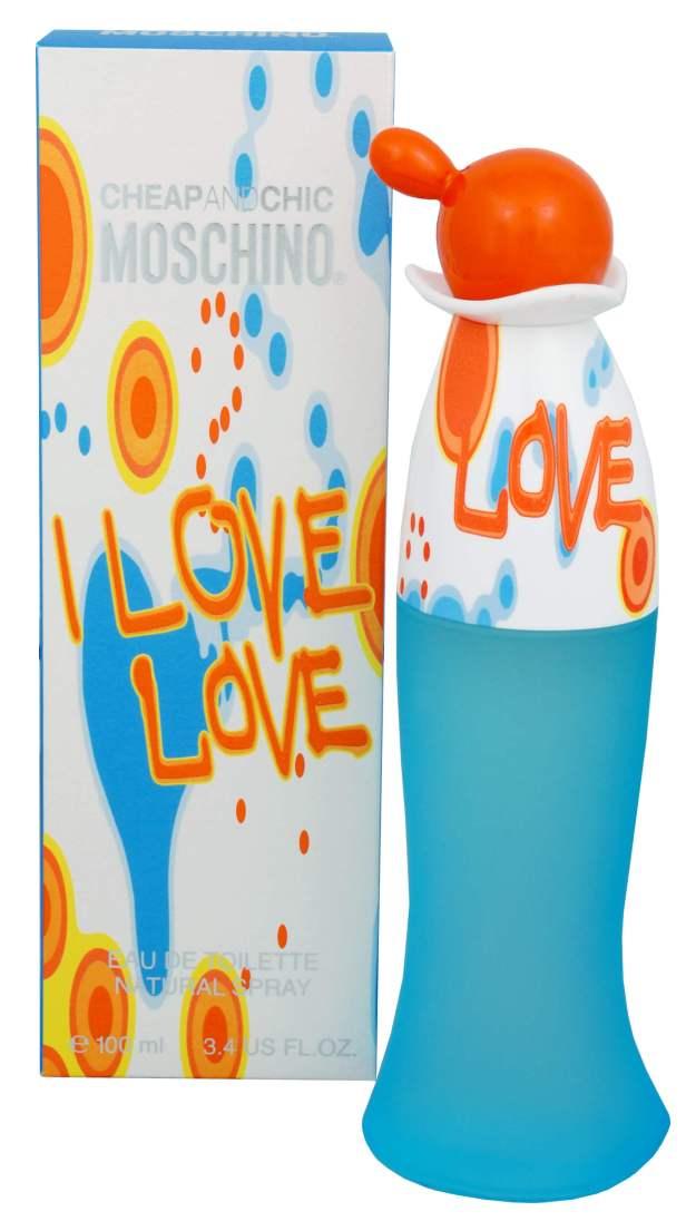 Moschino Cheap & Chic I Love Love - EDT (pMS017) od www.kosmetika.cz