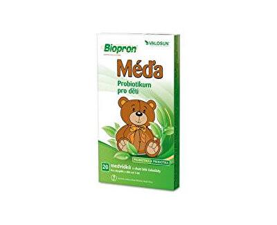 Biopron Méďa 20 tbl. (z55690) od www.prozdravi.cz