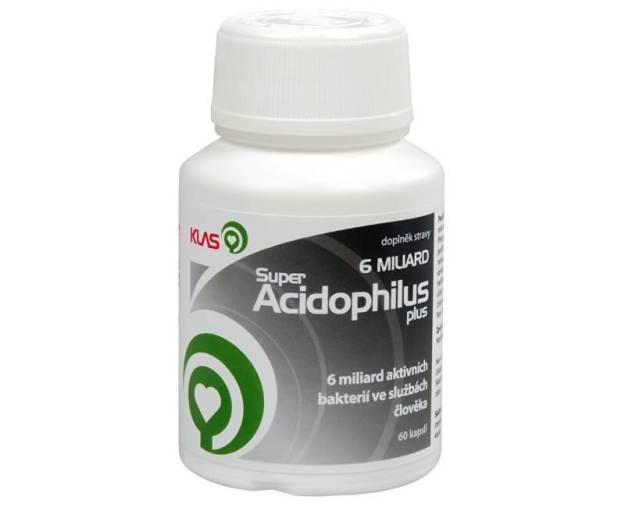 Super Acidophilus plus 6 miliard 60 kapslí (z107) od www.prozdravi.cz