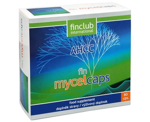 Fin Mycelcaps 80 kapslí (z90) od www.prozdravi.cz