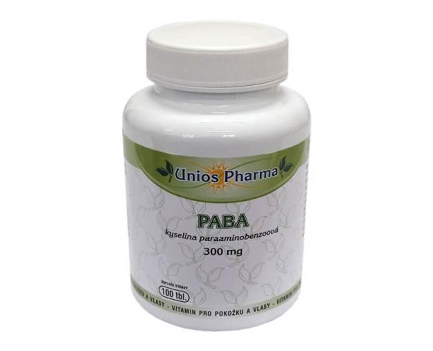 PABA 100 tbl. + Beta karoten 30 tbl. ZDARMA (z238) od www.prozdravi.cz